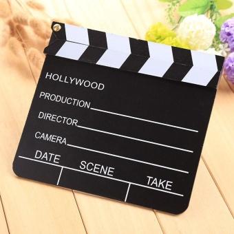 Wooden Director Video Clapperboard Movie Cute Clapper Board FilmSlate - intl - 8409651 , OE680ELAA7VOJXVNAMZ-14960906 , 224_OE680ELAA7VOJXVNAMZ-14960906 , 146000 , Wooden-Director-Video-Clapperboard-Movie-Cute-Clapper-Board-FilmSlate-intl-224_OE680ELAA7VOJXVNAMZ-14960906 , lazada.vn , Wooden Director Video Clapperboard Movie Cu