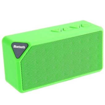 X3 2 in 1 Wireless Portable Hands Free Bluetooth FM Radio Speaker - intl - 8413285 , OE680ELAA8XOZIVNAMZ-17549851 , 224_OE680ELAA8XOZIVNAMZ-17549851 , 511560 , X3-2-in-1-Wireless-Portable-Hands-Free-Bluetooth-FM-Radio-Speaker-intl-224_OE680ELAA8XOZIVNAMZ-17549851 , lazada.vn , X3 2 in 1 Wireless Portable Hands Free Bluetoot