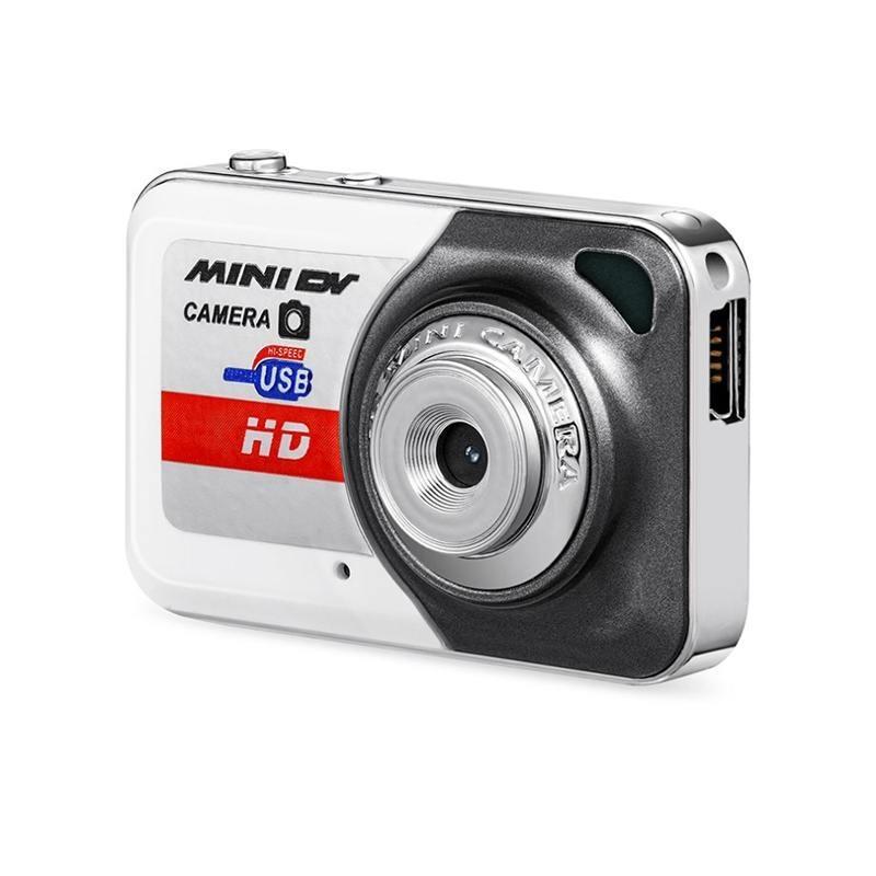 Mua X6 Mini 720P HD DV Digital Camera Video Recorder Camcorder Support 32GB TF Card – intl Tại doxiy