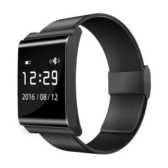 X9 Plus Bluetooth 4.0 Smart Wristband Bracelet RUBBER STRAP - intl