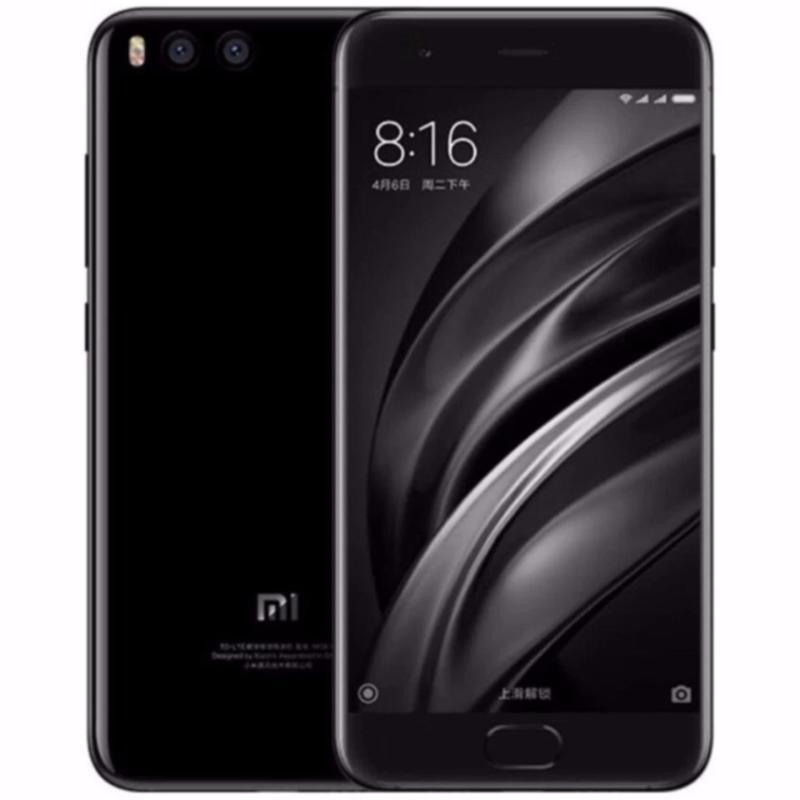 Xiaomi Mi 6 64GB Ram 4GB Kim Nhung (Đen) - Hàng nhập khẩu