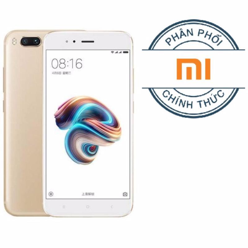 Xiaomi Mi A1 64G/Ram 4G (Vàng) - Hãng phân phối chính thức
