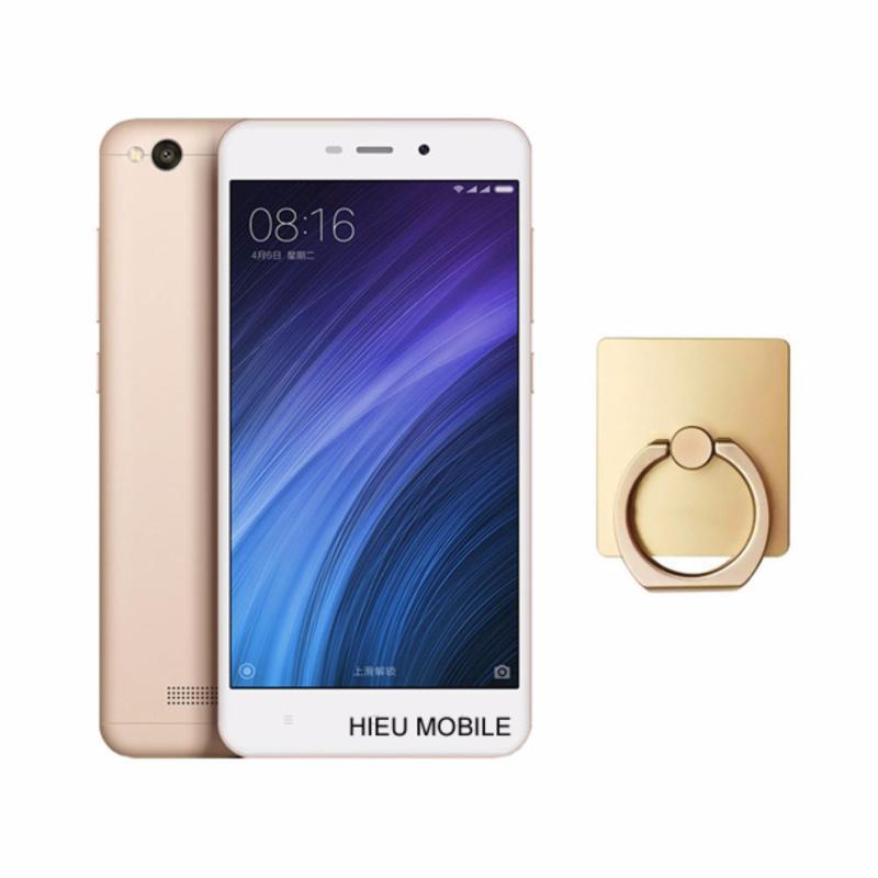 Xiaomi Redmi 4A (Vàng)+ Móc giữ điện thoại thông minh - Hàng Nhập Khẩu