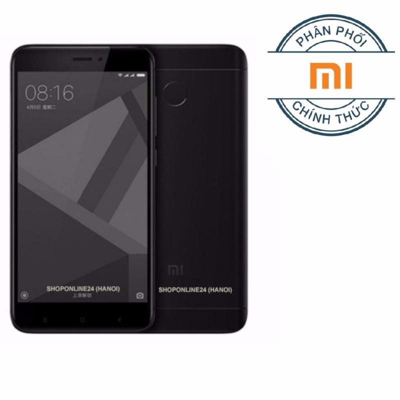 Xiaomi Redmi 4X 32G Ram 3G (Đen) - Hãng phân phối chính thức