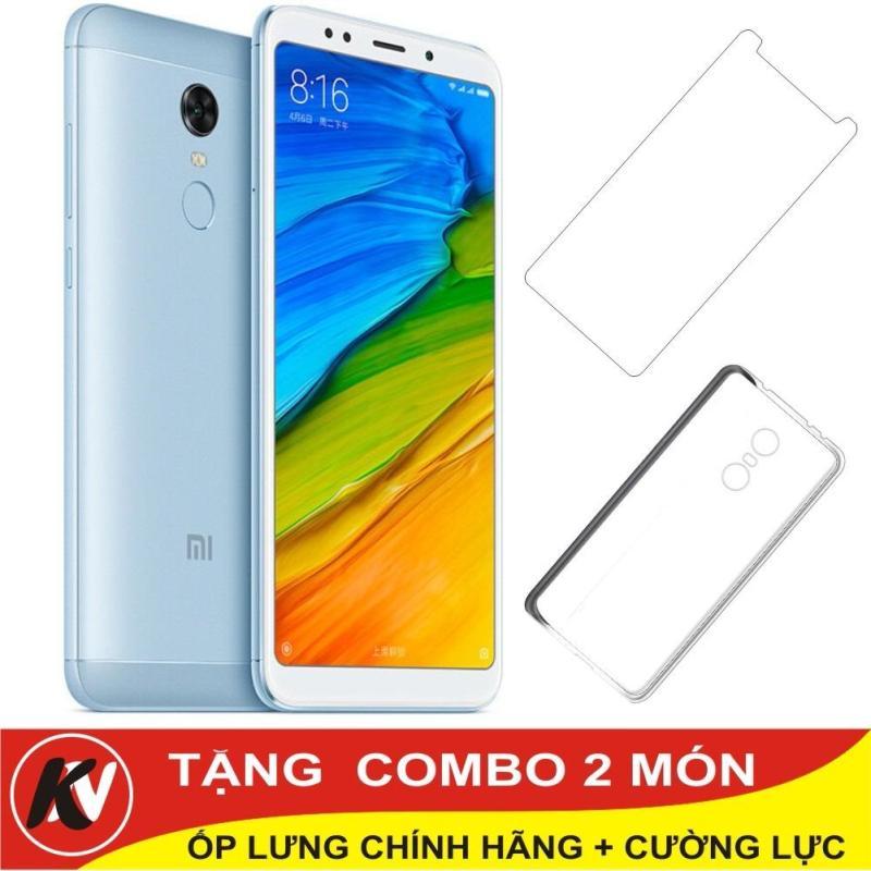 Xiaomi Redmi 5 Plus -32GB Ram 3GB ( Xanh ) - Hàng nhập khẩu + Ốp lưng + Cường lực