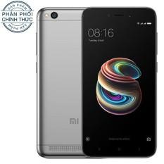 Xiaomi Redmi 5A 16GB Ram 2GB (Xám Đen) - Hãng phân phối chính thức