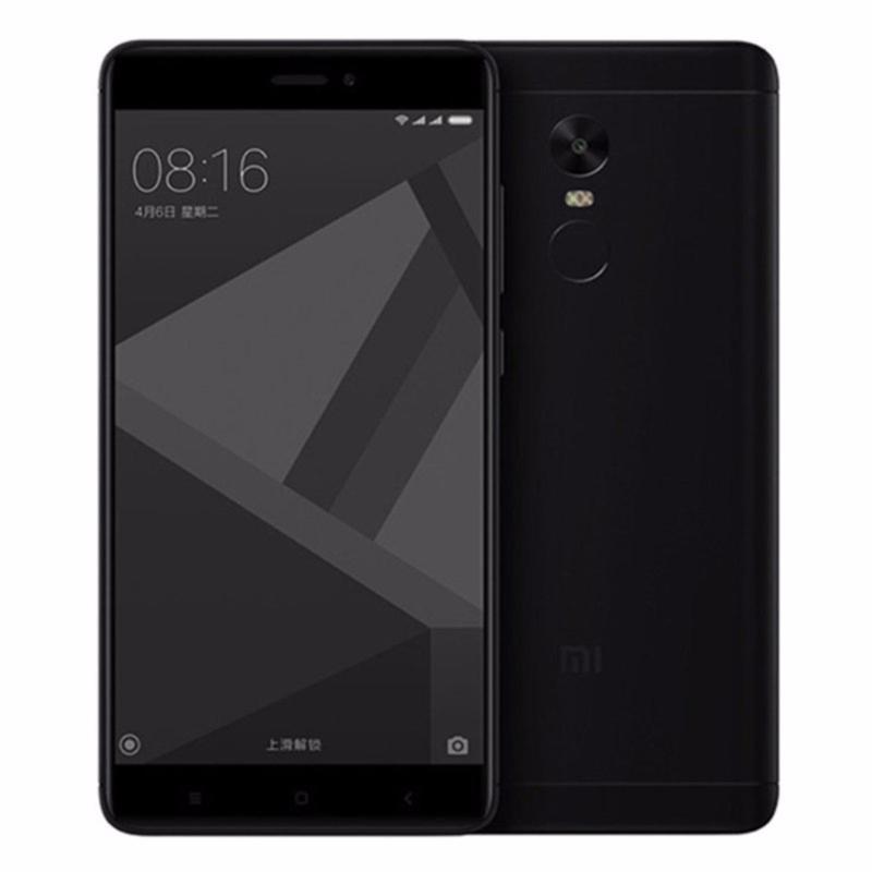 XIAOMI REDMI NOTE 4X 32GB ĐEN - Hàng nhập khẩu