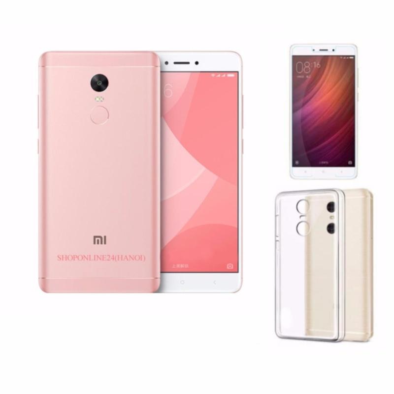 Xiaomi Redmi Note 4X 32GB (Hồng) - Hàng nhập khẩu