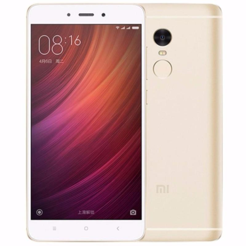 Xiaomi Redmi Note 4X Ram 3GB Rom 16GB (Vàng) - Hàng nhập khẩu