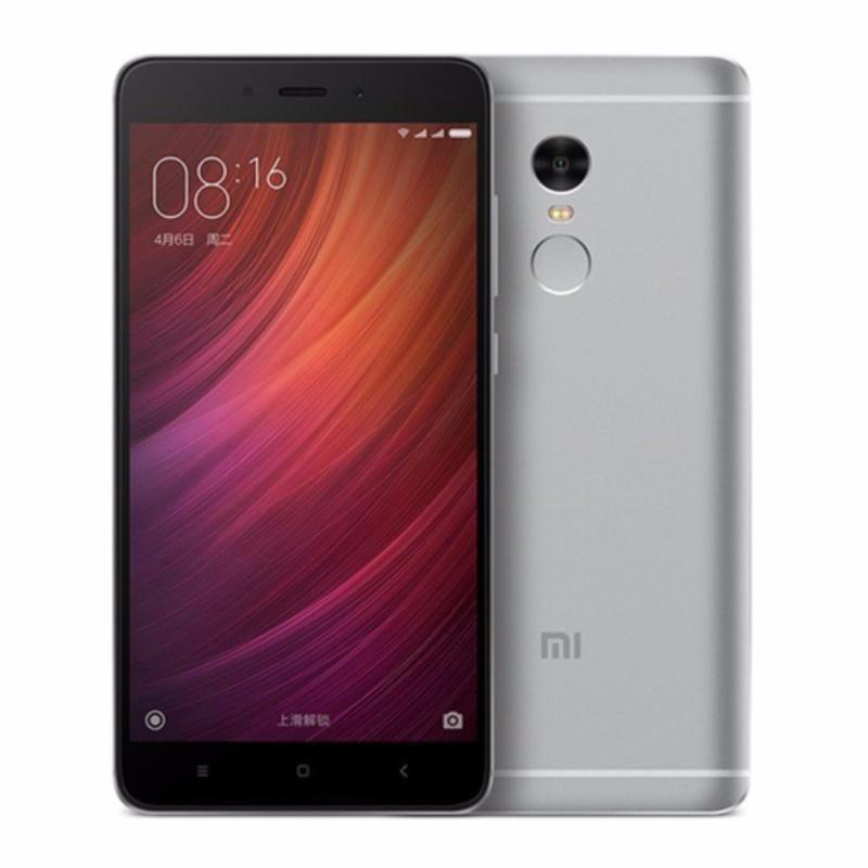 Xiaomi Redmi Note 4X Ram 3GB Rom 16GB (Xám) - Hàng nhập khẩu