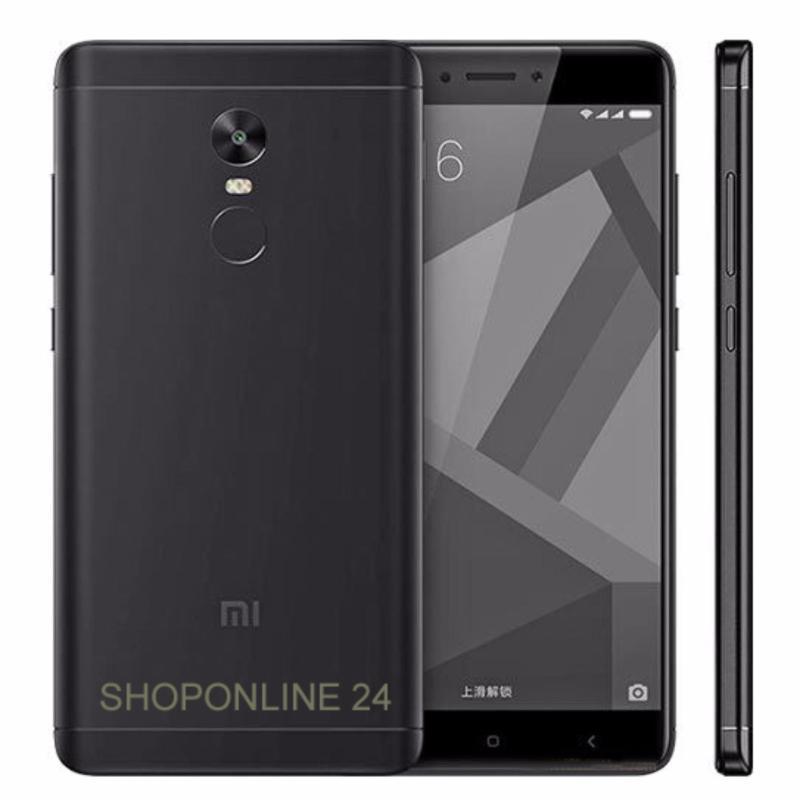Xiaomi Redmi Note 4X Ram 3GB Rom32GB (Đen Nhám) - Hàng nhập khẩu