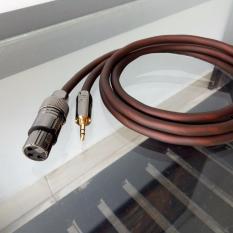 Dây micro thu âm dài 2.5 mét
