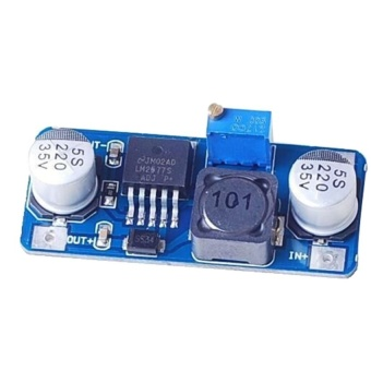 yesefus LM2577 DC-DC Adjustable Step-up Power Converter Module - intl - 10293997 , OE680ELAA99QB5VNAMZ-18379511 , 224_OE680ELAA99QB5VNAMZ-18379511 , 520380 , yesefus-LM2577-DC-DC-Adjustable-Step-up-Power-Converter-Module-intl-224_OE680ELAA99QB5VNAMZ-18379511 , lazada.vn , yesefus LM2577 DC-DC Adjustable Step-up Power Con