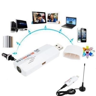 Đánh giá Yika Details about Digital RTL2832U+R820T DVB-T SDR+DAB+FM USB 2.0 DIGITAL TV Tuner Receiver HT Tại YiKahome