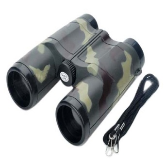 Zoom Binoculars Telescope with Carrying Strap Camouflage - intl