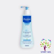 Gel tắm khô Mustela Nước Làm Sạch Không Cần Rửa Lại Mustela No Rinse Cleansing Water 300ml