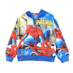 Áo khoác bé trai vải thun da cá cotton in hình 3D được các bé trai yêu thích (dày dặn, mặt vải mịn mát, bền màu, co giãn, thoáng mát, không xù lông)