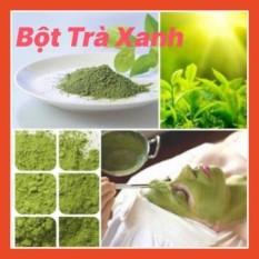 50g bột trà xanh nguyên chất (loại đặc biệt) – 50g – Bột trà xanh