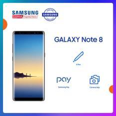 Điện Thoại Samsung Galaxy Note 8 64GB (6GB RAM) – Màn hình Super Amoled vô cực không viền 6.3 + Camera sau kép 12 MP + Pin 3300 mAh – Hàng Phân Phối Chính Hãng.