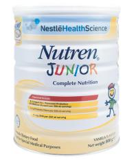 CRM – Bộ 2 lon Sản phẩm dinh dưỡng y học Nutren Junior cho trẻ từ 1-10 tuổi 800g + Tặng 1 bộ đồ chơi đi biển