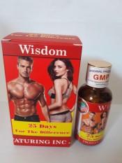 Viên Uống Hỗ Trợ Tăng Cân và Cơ Bắp Wisdom Weight (Hộp 25 viên)