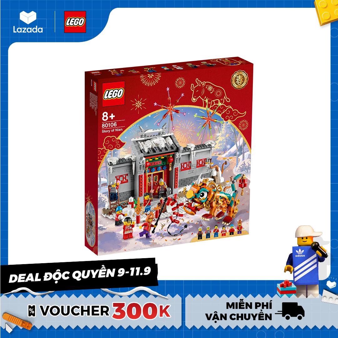 LEGO Sự Tích Niên Thú 80106