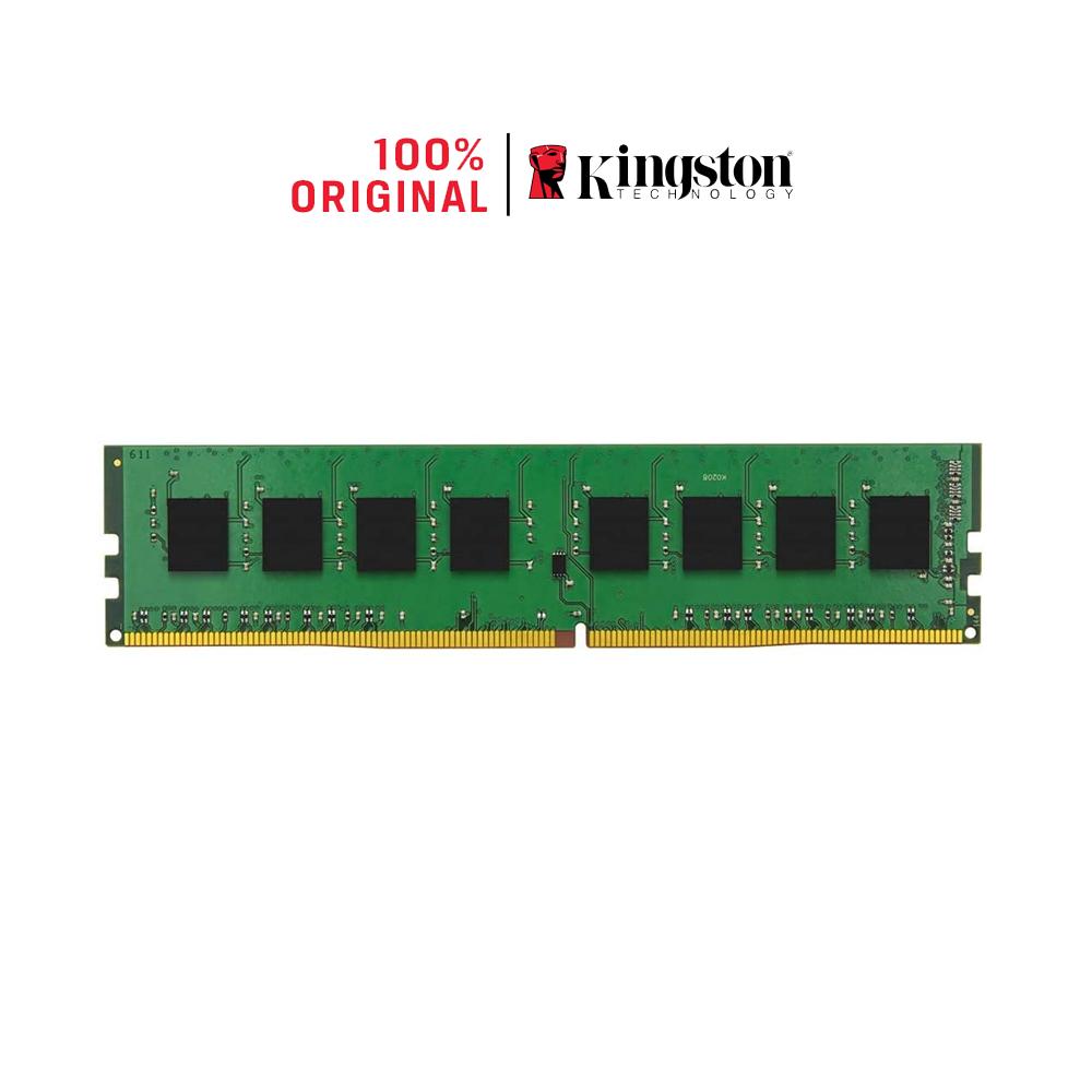 RAM PC Kingston ValueRAM DDR4 2666MHz 16GB PC Memory KVR26N19S8/16