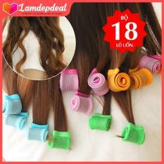 Lamdepdeal – Lô uốn tóc ốc sên – Dụng cụ làm tóc
