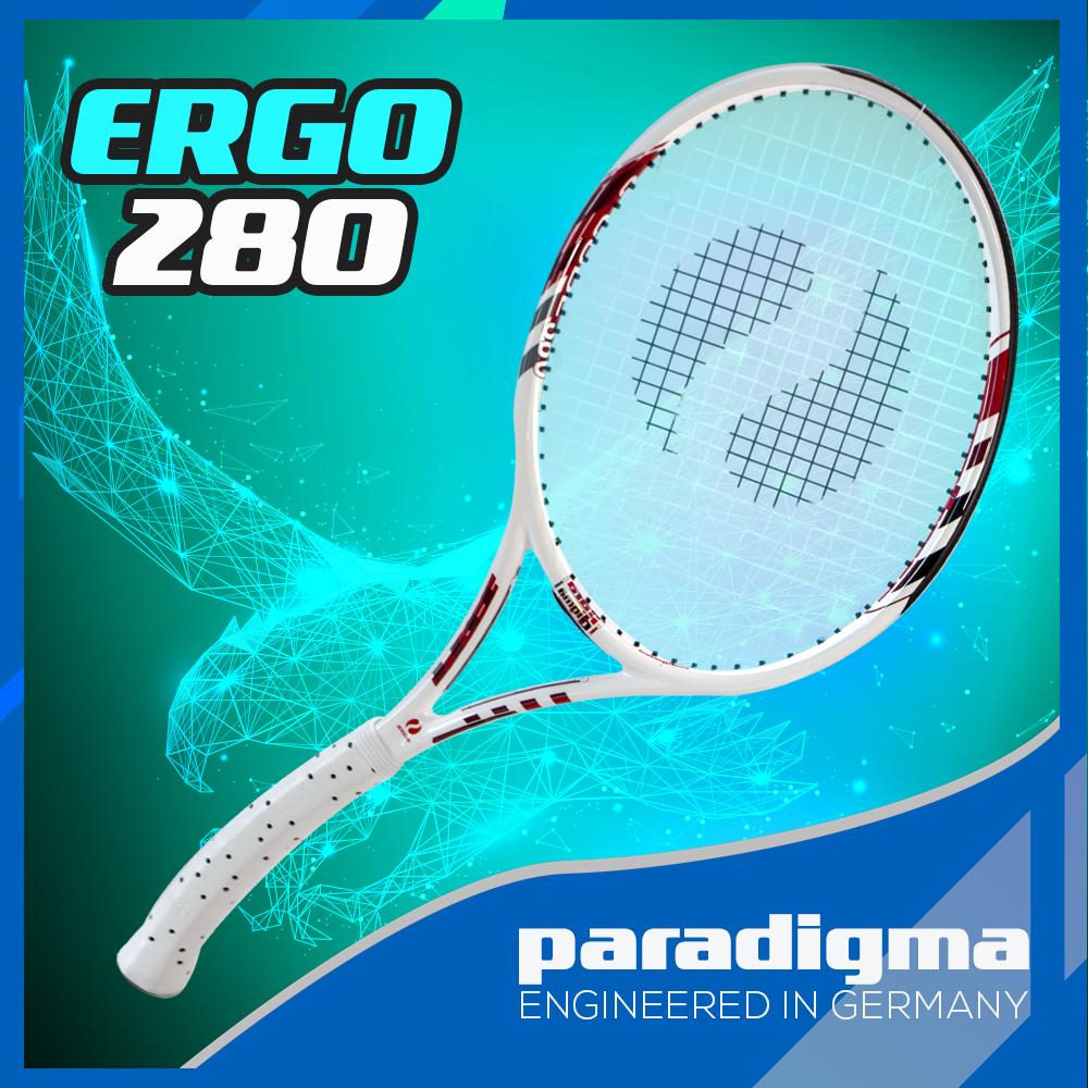 VỢT TENNIS PARADIGMA ERGO 280