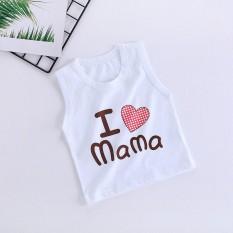 ❤️ BA LỖ ❤️ Áo ba lỗ I LOVE MAMA cho bé từ 7-18 KG