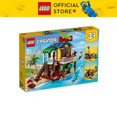 LEGO CREATOR 31118 Nhà Lướt Sóng Bãi Biển ( 564 Chi tiết)