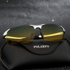 Kính đi ngày và đêm gọng nhôm magiê nhẹ mắt kính polarized phân cực chống uv – ribi shop, cam kết sản phẩm đúng mô tả, chất lượng đảm bảo an toàn đến sức khỏe người sử dụng