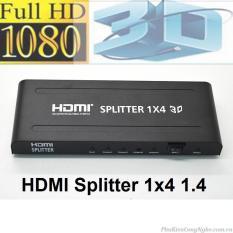 Bộ chia HDMI 1 vào 4 ra mạch dài tốt