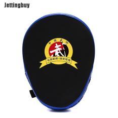 Jettingbuy Bộ Đệm Đá Mục Tiêu Cầm Tay, Miếng Đấm Tập Trung Huấn Luyện Màu Đen Túi Đấm Bốc Sparring