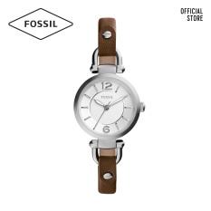 Đồng hồ Nữ FOSSIL dây da Georgia ES3861 – màu nâu