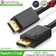 Cáp DisplayPort 1.2 Hỗ trợ 4K@60Hz cao cấp UGREEN DP102