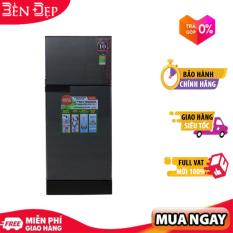 [TRẢ GÓP 0%] Tủ lạnh Sharp Inverter 165 lít SJ-X176E-DSS công nghệ J-Tech Inverter tiết kiện điện làm đá nhanh bảo hành 12 tháng