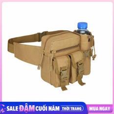 Túi đeo ngang hông hình chai nước đi dã ngoại du lịch phượt