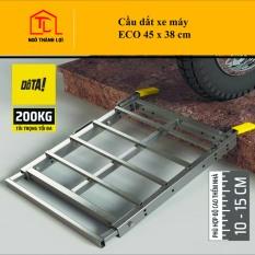 [HÀNG MỚI VỀ] Cầu dắt xe máy (dốc lên xe) DôTA ECO 45×38 (cm) có bán tại Ngô Thành Lợi