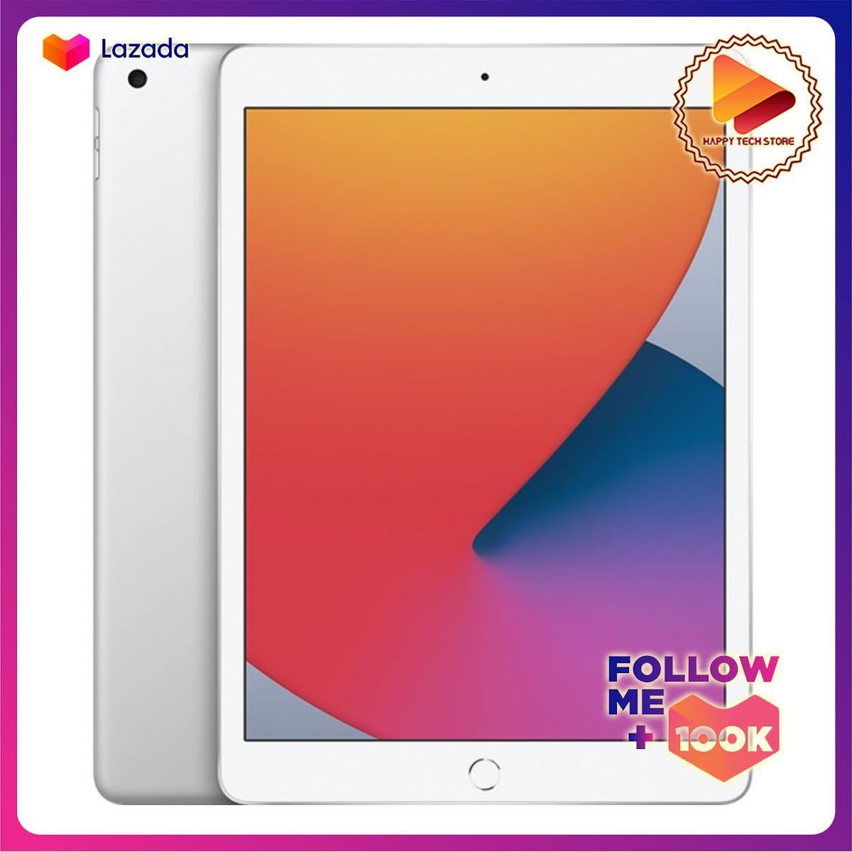 TRẢ GÓP 0%] Máy tính bảng iPad Gen 8 32GB WiFi Silver MYLA2 giá rẻ  8.966.000₫