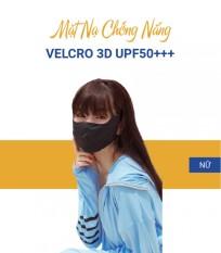 Mặt Nạ Khẩu Trang Chống Nắng OHSUNNY Velcro 3D UPF50+++ 19SSF030 Hinlet