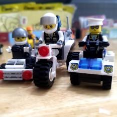 Lắp ráp Lego, Lego nhí cho trẻ em (có người )