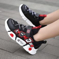 Giày thể thao bé trai cao cấp 4 – 14 tuổi siêu nhẹ thơm chống hôi chân – TT85