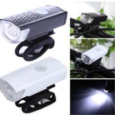 Đèn pha xe đạp siêu sáng – Pin sạc [ Tặng kèm cáp sạc]