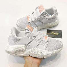 Giày PP trắng xám – PP01