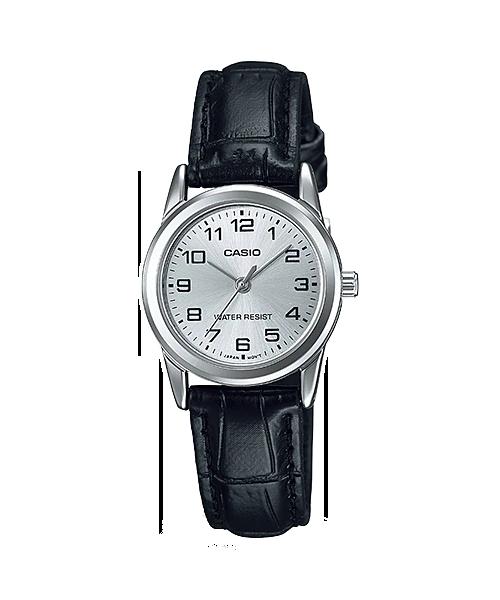 Đồng hồ Casio Nữ LTP-V001L-7B chính hãng giá rẻ – Bảo hành 1 năm – Pin trọn đời