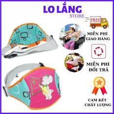 [HCM]Đai đi xe máy an toàn cho bé thương hiệu Việt cao cấp bảo hành 1 tháng