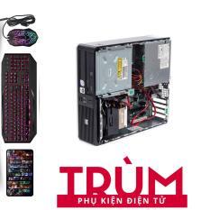 Thùng CPU đồng bộ HP DC5700 SFF CPU E6600, 2GB, SSD 240GB + Quà Tặng- Hàng Nhập Khẩu