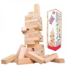 Đồ chơi rút gỗ mộc Funny Tower FKS-008