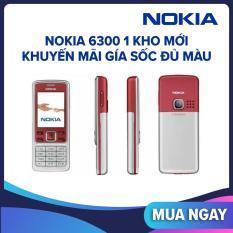 Điện thoại Nokia 6300 chính hãng – máy đủ màu